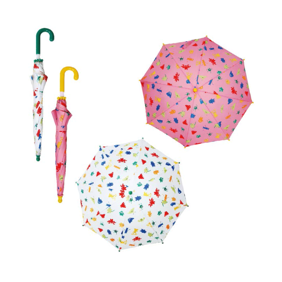 Dětský deštník Monsters & Friends S.OLIVER