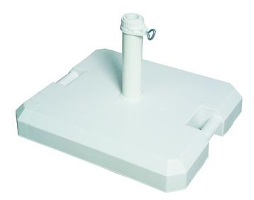 Profi stojan s kolečky- bílá barva 42kg Doppler