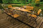 Stůl Mondsee kulatý 110 Doppler