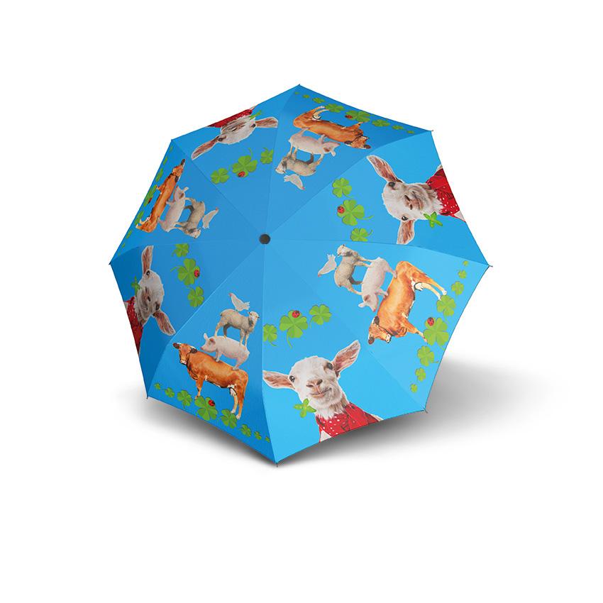 Dětský deštník Jugend Automatik Farmtastic DOPPLER