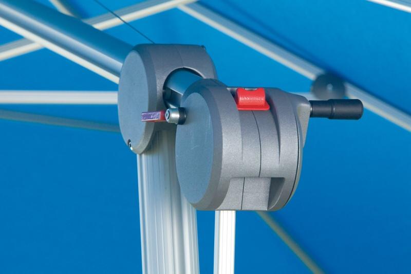 Slunečník Protect 340P Doppler kompletní