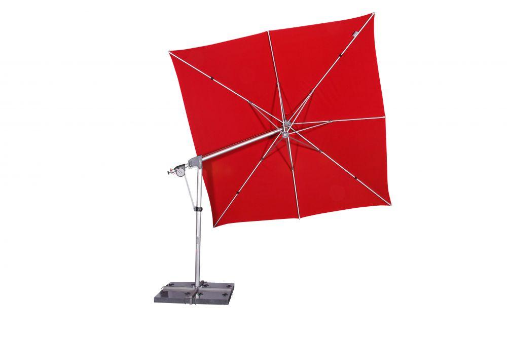 Slunečník Protect 3 x 3P Doppler kompletní